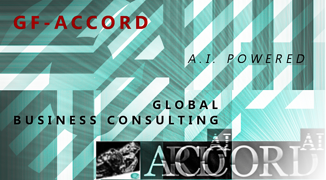 GF-ACCORD | Big-Data & A.I. Powered Global Business Consulting & Chatbots | LOGO v1